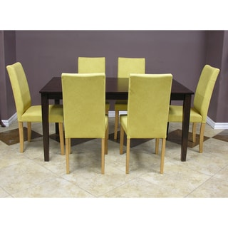 Yellow, Wood Dining Room Chairs - Shop The Best Deals For Jun 2017