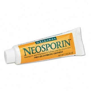 Neosporin Antibiotic Ointment 1-ounce Tube