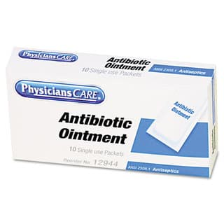 Physicians Care Antibiotic Ointment Refill Kit (Pack of 10)|https://ak1.ostkcdn.com/images/products/7434060/P14886348.jpg?impolicy=medium