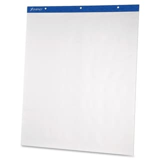 Ampad Evidence Flip Chart Pads Unruled 20 x