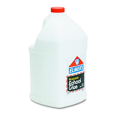 Elmers Washable School Glue 1gal Liquid