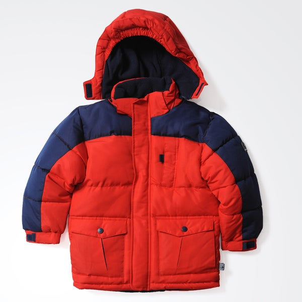 Rothschild Boys' Two-tone Puffer Jacket