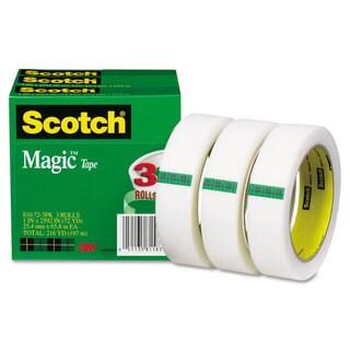 3M Magic Tape 1 x2592 3 Core 3 Rls