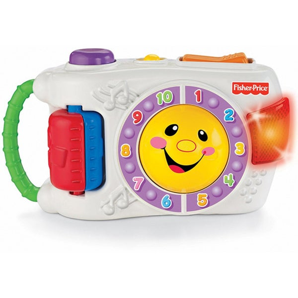 Fisher Price Laugh And Learn Learning Camera