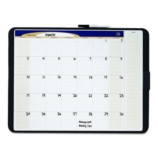 Quartet Tack & Write Monthly Calendar Board 17 x