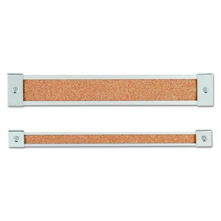 Quartet 1 x 72 Map Rail Heavy-Gauge Anodized Aluminum