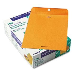 Quality Park Clasp Envelope 9 1/2 x 12 1/2 28lb