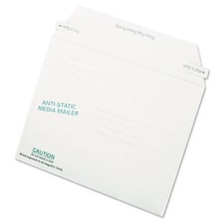 Quality Park Antistatic Fiberboard Disk Mailer 6