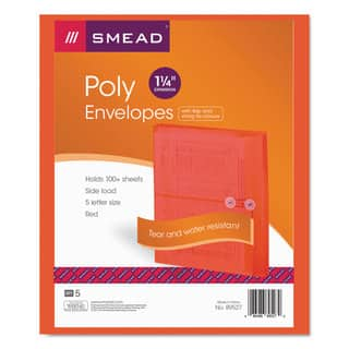 Smead Poly String & Button Booklet Envelopes (Pack of 3)|https://ak1.ostkcdn.com/images/products/7436397/P14888690.jpg?impolicy=medium