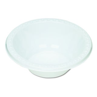 Tablemate 12-ounce Plastic Dinnerware Bowls