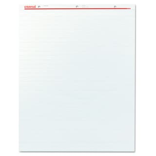 Universal Perforated Easel Pads Faint Rule (27 x 34)