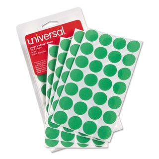 Universal Permanent Self-Adhesive 0.75-inch Labels