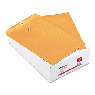 Universal Kraft Clasp Envelope Side Seam 32lb 9