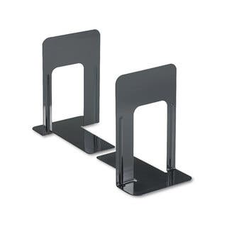 Universal Jumbo Deluxe Heavy Steel Gauge Nonskid Bookends (Pack of 4)|https://ak1.ostkcdn.com/images/products/7436868/P14888909.jpg?impolicy=medium