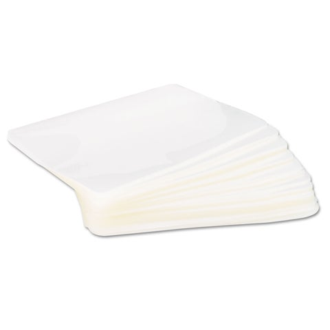Universal 4 x 6.5 Clear Laminating Pouches (Box of 100)