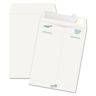SurvivorTyvek Mailer- Side Seam- 9 x 12- White