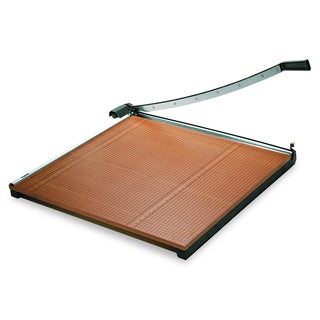 X-ACTO Wood Base Guillotine Trimmer (20 Sheets)