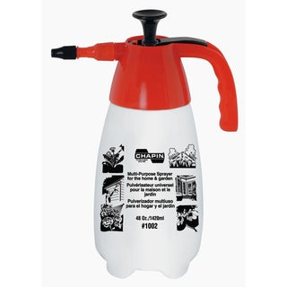 Chapin Work Multi Use Compression Sprayer Red 48