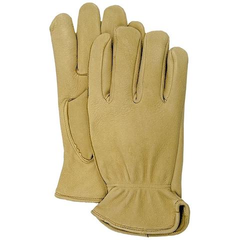 Boss Co Tan Unlined Deerskin X-Large Glove