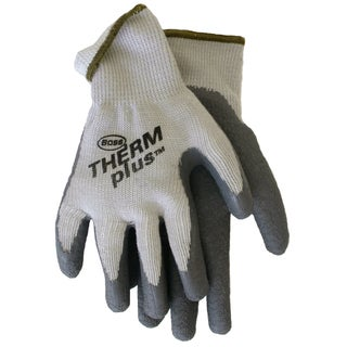 Boss Co Lined String Knit Glove Gray Xlarge Pack
