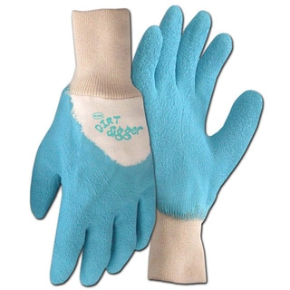 Boss Co Dirt Digger Glove Blue Small (Pack of 6)