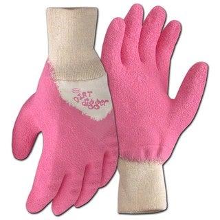Boss Co Pink Medium Dirt Digger Glove - 8401PM