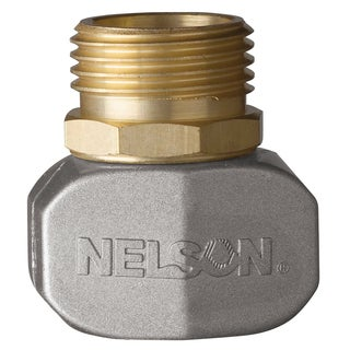 L.r. Nelson Corp Male Brass and Metal Hose Repair