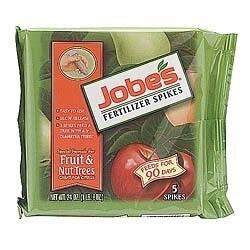 Easy Gardener Weatherly Consum Jobes Fertilizer