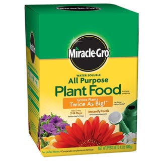 The Scott Mg 1.5-pound All Purpose Plant Food