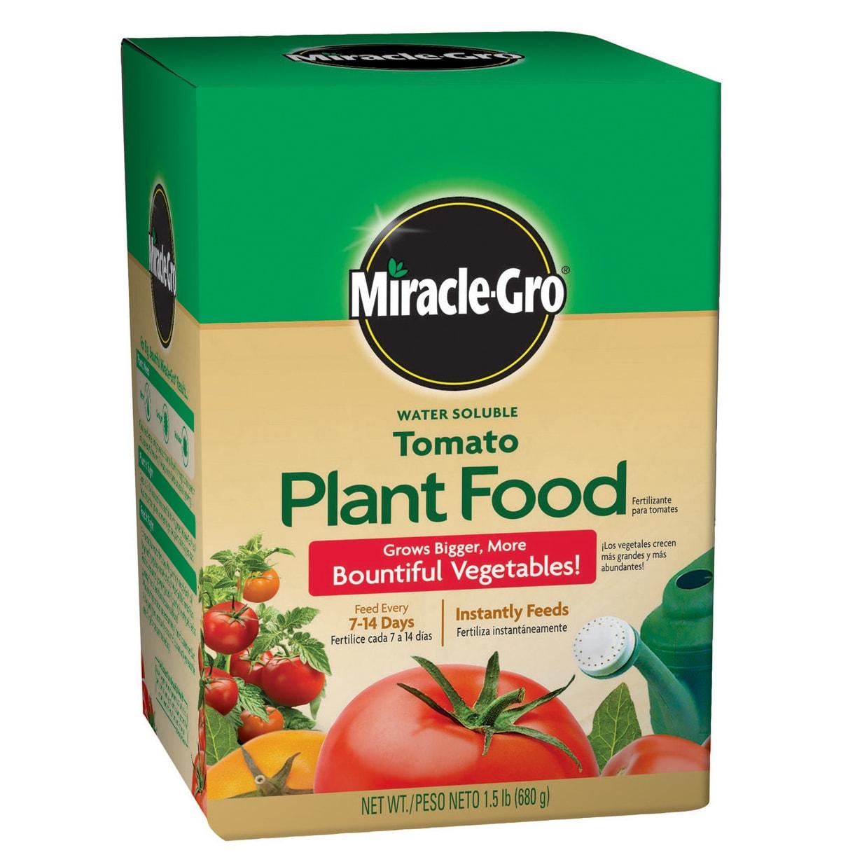 Scotts Mg 1.5-pound Pack Tomato Plant Food, Green (Plasti...