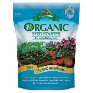 Espoma 16-quart Organic Seed Starter