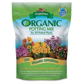Espoma Organic Potting Mix 16 Quart