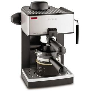 Mr. Coffee Steam Espresso and Cappuccino Maker