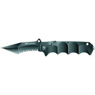 Jim Wagner RBB Black Aluminum Handle Plain