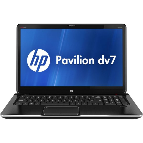 "HP Pavilion dv7-6b63us 2.0GHz 750GB 17"" Laptop (Refurbished)"