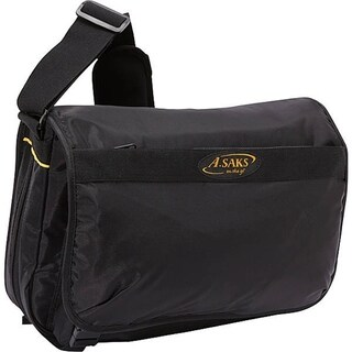 Link to A.Saks E-X-P-A-N-D-A-B-L-E Messenger Bag Similar Items in Messenger Bags