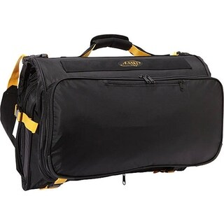 A.Saks E-X-P-A-N-D-A-B-L-E Deluxe Tri-Fold Carry On Garment Bag