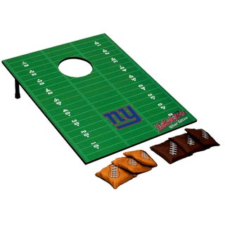 NFL Tailgate Toss Silver