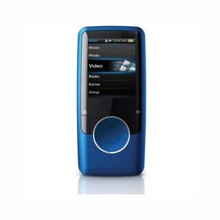 Coby MP620-8GBLU 8GB Blue MP3 Player