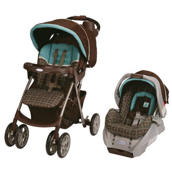 Graco Spree Travel System in Ollie