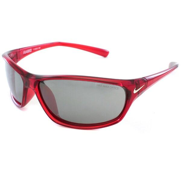 Nike Max Unisex EV0603 Rabid 607 Red Sport Sunglasses