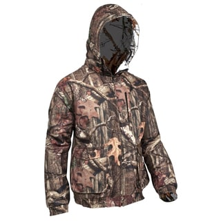 Yukon Gear Reversible Jacket Mossy Oak Infinity/Snow