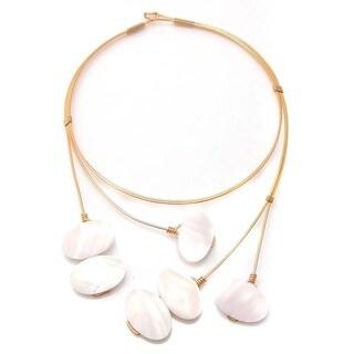 Handmade Mystic Charm Statement Wire Works Necklace (Philippines)