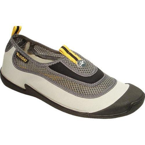 Men's Cudas Flatwater Dark Grey Mesh/Stretch Neoprene