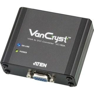 VanCryst VGA to DVI Converter