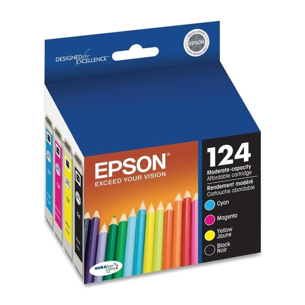Epson DURABrite 124 Original Ink Cartridge