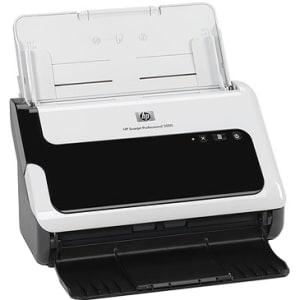 HP Scanjet 3000 Sheetfed Scanner - 600 dpi Optical