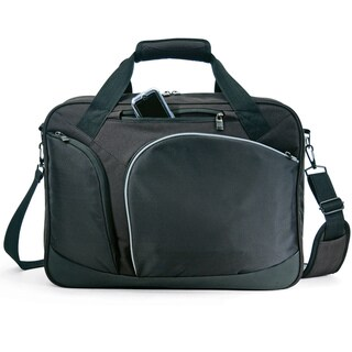 G. Pacific by Traveler's Choice 17.5-inch Carry On Laptop Messenger Bag