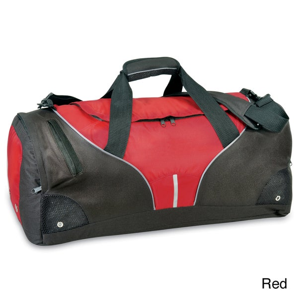 G. Pacific by Traveler's Choice 25-inch Lightweight Casual Duffel Bag
