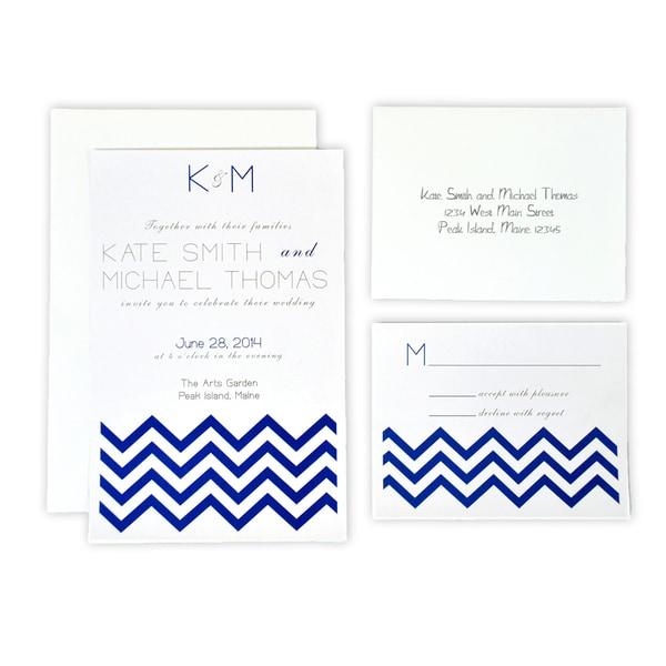 DIY White Invitation Kit